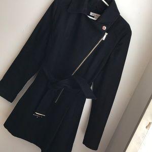 Kenneth Cole women's wool coat